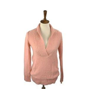 J. Crew Sweater Peach Size S Pullover